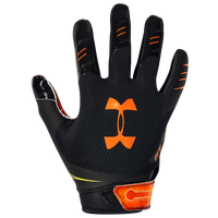 Under Armour F7 LE Receiver Gloves - Boys' Grade School - Black