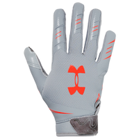 Under Armour F7 LE Receiver Gloves - Boys' Grade School - Grey