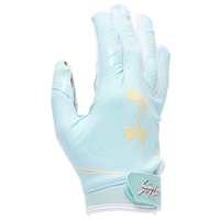 Under Armour F7 LE Receiver Gloves - Boys' Grade School - Blue