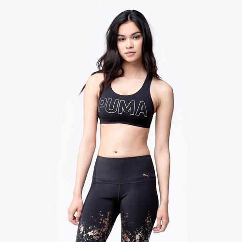 139988336e4ad PUMA Powershape Forever Logo Bra - Women s - Casual - Clothing ...