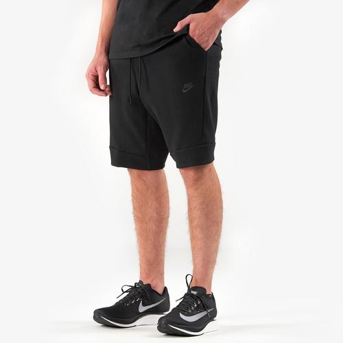 bea4fd0351d9 Nike Tech Fleece Shorts - Men s - Casual - Clothing - Black Black Black