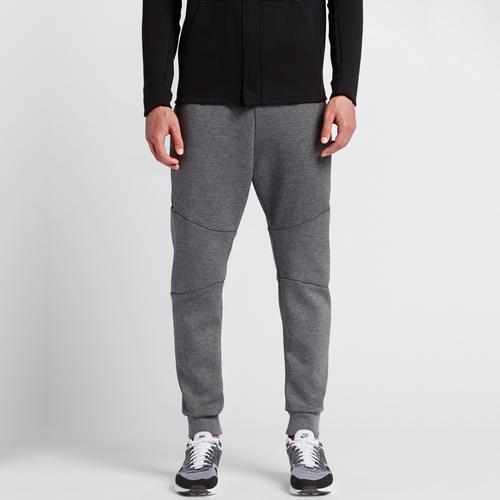 Nike Tech Fleece Jogger - Men\u0027s - Grey / Black