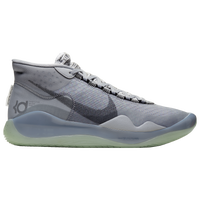 Nike Zoom KD12 - Men's -  Kevin Durant - Grey