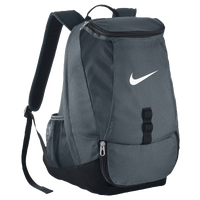 Nike Club Team Swoosh Backpack - Grey / Black