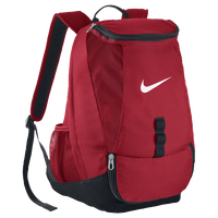 Nike Club Team Swoosh Backpack - Red / Black