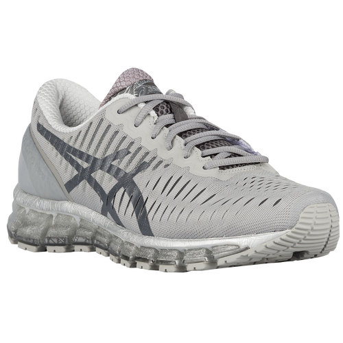 ASICS® GEL-Quantum 360 - Men's - Running - Shoes - Light Grey/Dark Grey/ Silver