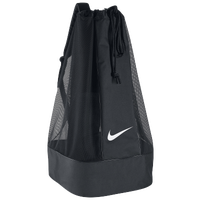Nike Club Team Swoosh Ball Bag - All Black / Black