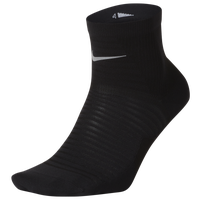 Nike Spark Lighweight Ankle Run Socks - Adult - Black