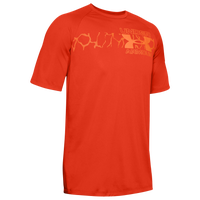Under Armour Tech 2.0 Graphic T-Shirt - Men's - Red