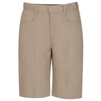 Classroom Uniforms Low Rise Adjustable Waist Shorts - Girls' Grade School - Tan