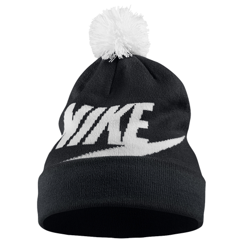 Nike Futura Logo Beanie - Women s - Casual - Accessories - Blustery White 2149ea0f9ef1