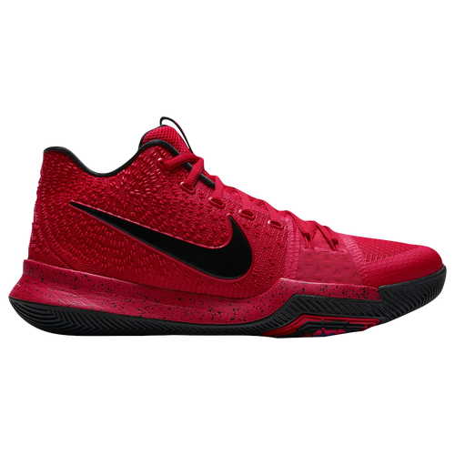 Nike Kyrie 3 - Men's - Basketball - Shoes - Irving, Kyrie - University Red/Black/Team  Red