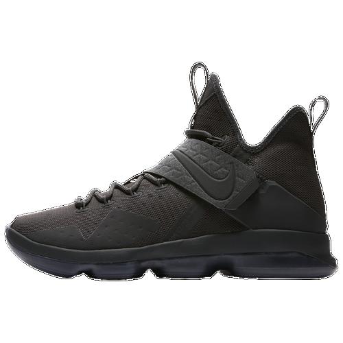 Fashion Nike LeBron 14 LMTD Men Basketball Shoes James LeBron Anthracite Anthracite