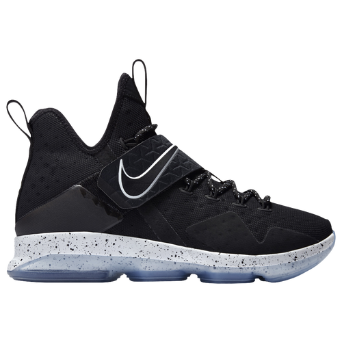 Nike LeBron 14 - Men\u0027s - Basketball - Shoes - James, LeBron - Black /White/Ice