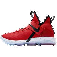 Nike LeBron 14 - Men\u0027s - Lebron James - Red / White