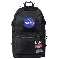 Hudson NASA Meat Ball Backpack - Black