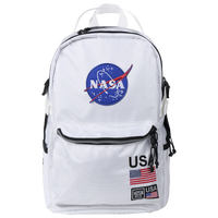 Hudson NASA Meat Ball Backpack - White