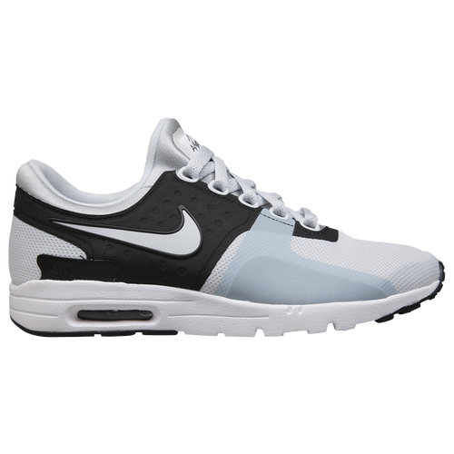 9d43b979439061 ... Nike Air Max Zero - Womens - Running - Shoes - WhiteBlack ...