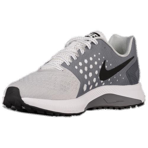 Nike Zoom Span - Men's - Running - Shoes - White/Cool Grey/Pure Platinum/ Black