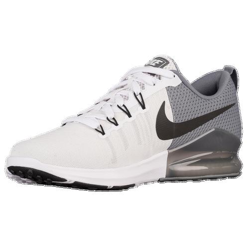 2d77a93ed2eb Nike Zoom Train Action - Men s - Training - Shoes - White Cool Grey Pure  Platinum Black