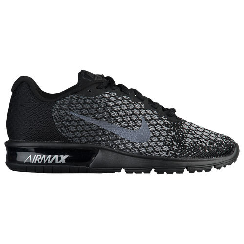 e8a66041a0 Nike Air Max Sequent 2 - Women's - Running - Shoes - Cool Grey/Metallic  Silver/Dark Grey