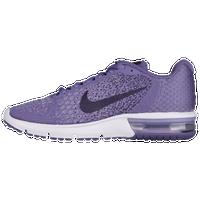 women purple nike air max
