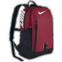 3917d687d14 Nike Alpha Adapt Rise Backpack - Red   Black