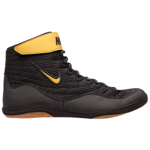 Nike Inflict 3 - Men's - Black/Gold/Black