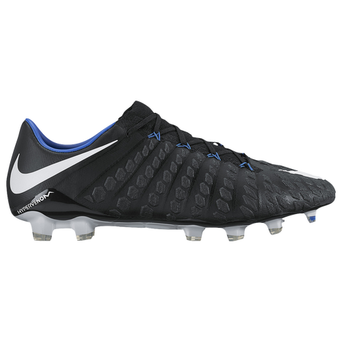 Nike Hypervenom Phantom III FG Men's Black/White/Game Royal 52567002