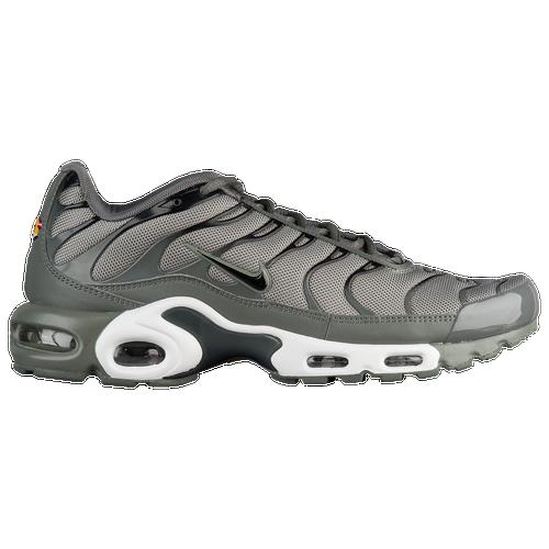 Nike Air Max Plus - Men\u0027s - Running - Shoes - Dark Stucco/Black/River Rock/ White. \u003e