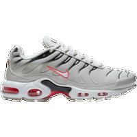 67ddb957c5 Nike Air Max Plus - Men's - Casual - Shoes - Grey/White/Black