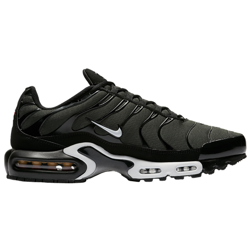 0af5accd68 Nike Air Max Plus - Men's - Casual - Shoes - Black/Black/Sequoia/Sequoia