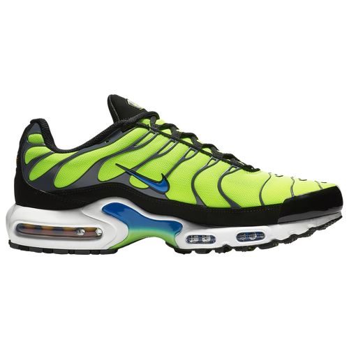 f7592104f4d46 Nike Air Max Plus - Men s - Casual - Shoes - Volt Photo Blue Black ...