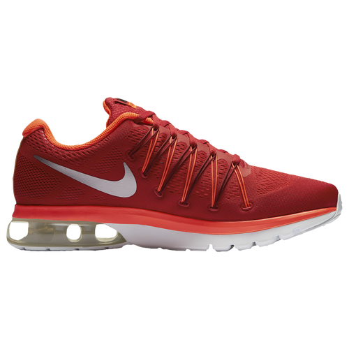Nike Air Max Excellerate 5 - Men's - Running - Shoes - University Red/Metallic  Silver/Hyper Orange