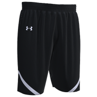 Under Armour Team Team Clutch 2 Reversible Shorts - Men's - Black