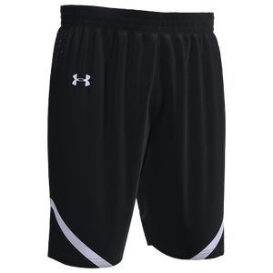 Under Armour Team Team Clutch 2 Reversible Shorts - Men's - Black/White