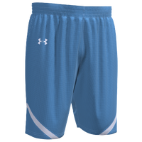 Under Armour Team Team Clutch 2 Reversible Shorts - Men's - Light Blue