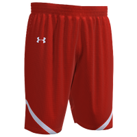 Under Armour Team Team Clutch 2 Reversible Shorts - Men's - Red
