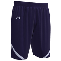 Under Armour Team Team Clutch 2 Reversible Shorts - Men's - Purple