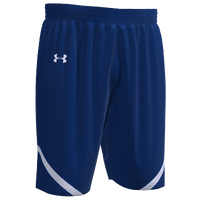 Under Armour Team Team Clutch 2 Reversible Shorts - Men's - Blue