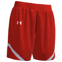 Under Armour Team Team Clutch 2 Reversible Shorts - Women's - Red