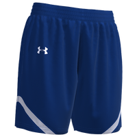Under Armour Team Team Clutch 2 Reversible Shorts - Women's - Blue / White