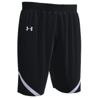 Under Armour Team Team Clutch 2 Reversible Shorts - Boys' Grade School - Black