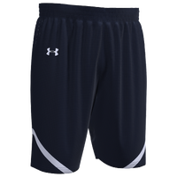 Under Armour Team Team Clutch 2 Reversible Shorts - Boys' Grade School - Navy