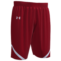 Under Armour Team Team Clutch 2 Reversible Shorts - Boys' Grade School - Red
