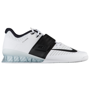 Nike Romaleos 3 - Men's - White/Black