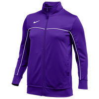 Nike Team Rivalry Jacket - Women's - Purple