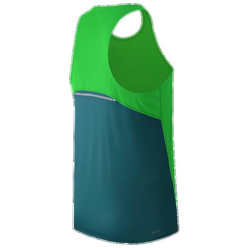 0db930cd4e524 New Balance Accelerate Singlet - Men s - Running - Clothing - Vivid ...