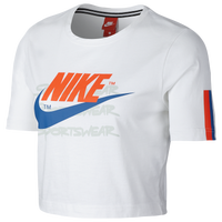 The Hottest Styles Nike Versa Mesh-Back Top White/Black For Women On Sale