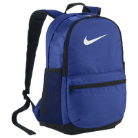 Nike Brasilia Medium Backpack - Blue / Black